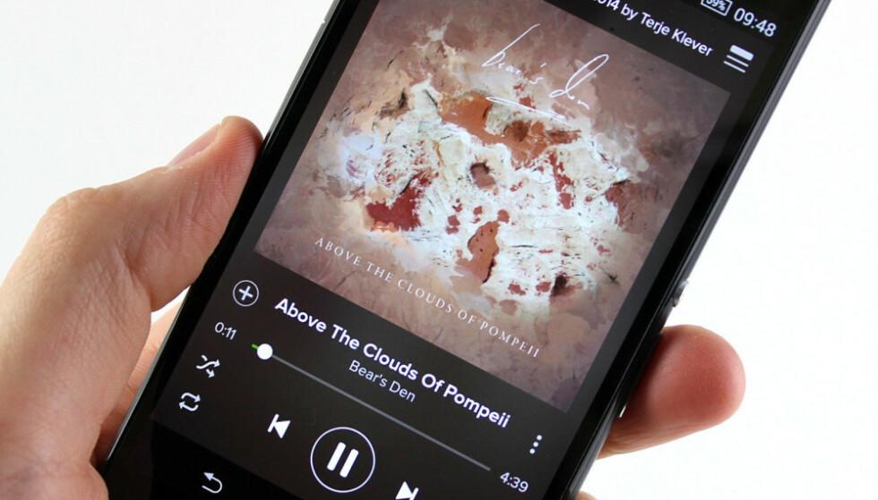 #5: Sony Xperia Compact-serien tok størrelsen ned igjen, uten at det gikk på bekostning av ytelsen. Foto: Kirsti Østvang