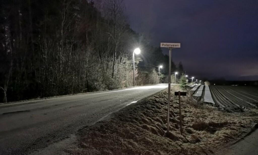 SVARTE NATTA: Håndholdte, klare nattbilder ble plutselig ikke noen utfordring lenger, med P20 Pro. Foto: Pål Joakim Pollen