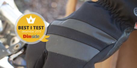 Test: Hanskene for vintersyklisten