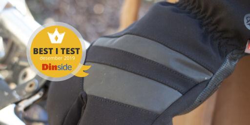 image: Test: Hanskene for vintersyklisten