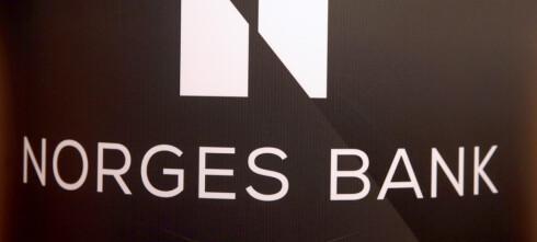 Norges Bank rører ikke renta mer i år
