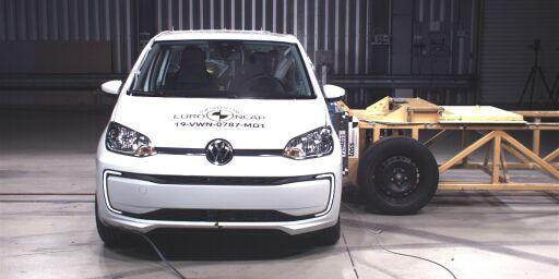 image: Kun tre stjerner til Volkswagen Up