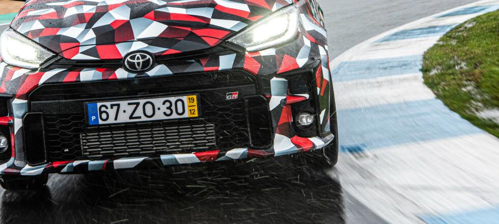 TEST: – Den morsomste Toyotaen?