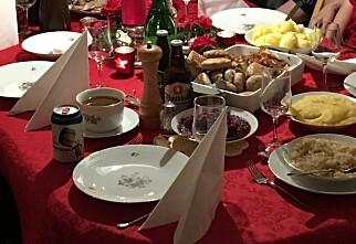 Derfor spiser vi klokka 17 på julekvelden