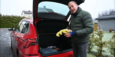 Image: Gull verdt å ha i bilen