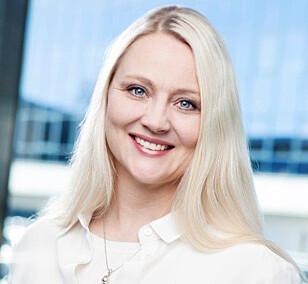 BEROLIGER NORSKE KUNDER: Anita Svanes, Informasjonssjef i VW Norge. Foto: Møller Mobility Group