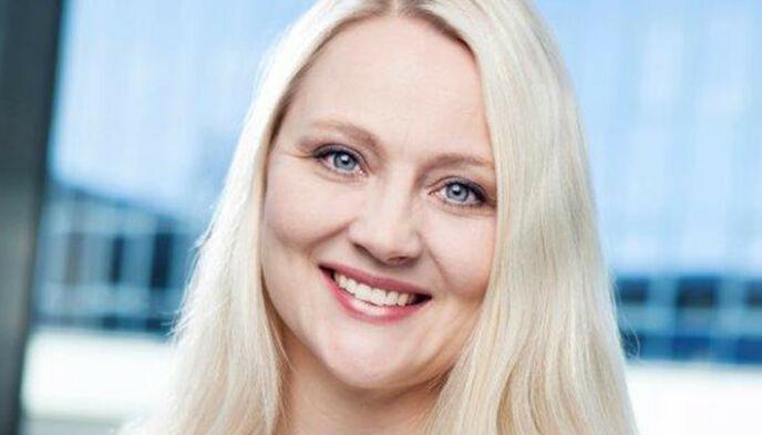 Anita Svanes er kommunikasjonssjef for Volkswagen hos den norske importøren Harald A. Møller AS.