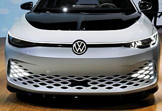 Elektriske GT-modeller fra VW