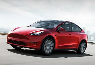 Tesla-salget stuper