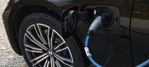 BMW tilbakekaller ladbare hybrider