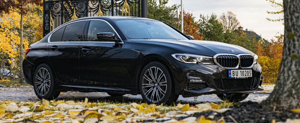 BLIR DYRERE: BMW øker prisene med 5 prosent fra og med 1. april. Foto: Jamieson Pothecary