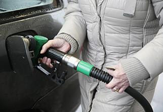 Prisrekord på bensin og diesel