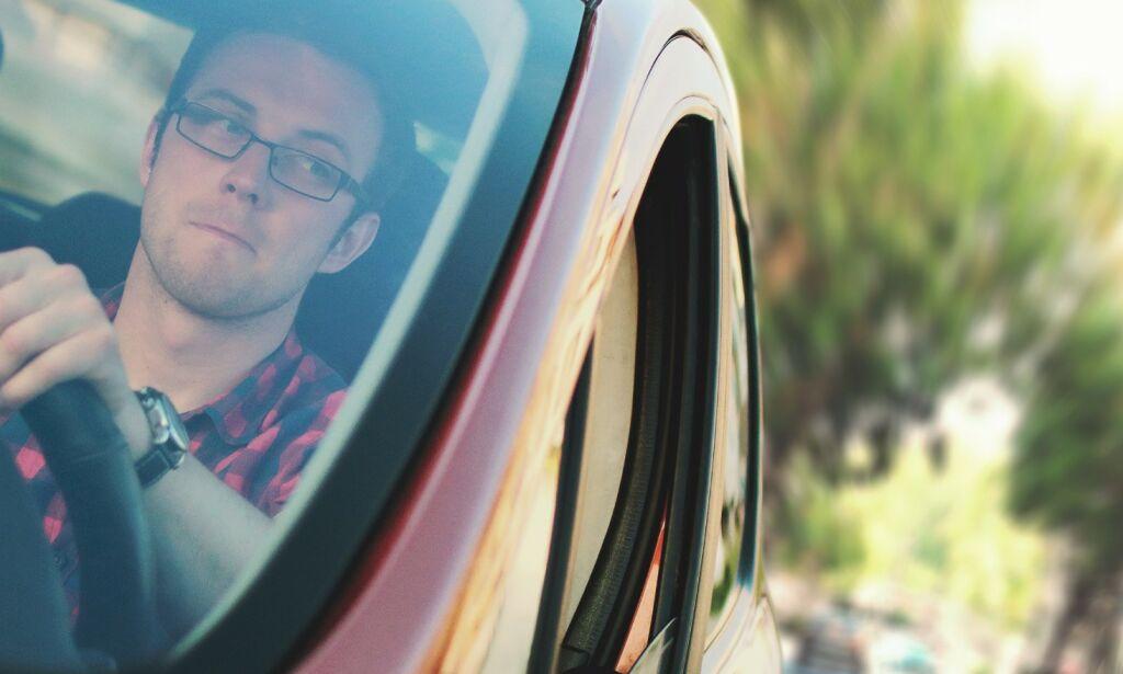 image: Er det rart folk velger bilen?