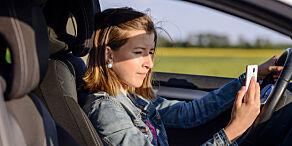 image: Vil la 15-åringer kjøre bil