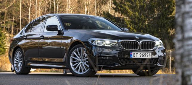 STASELIG: Du får en bil som ser langt dyrere ut enn den er. Foto: Jamieson Pothecary