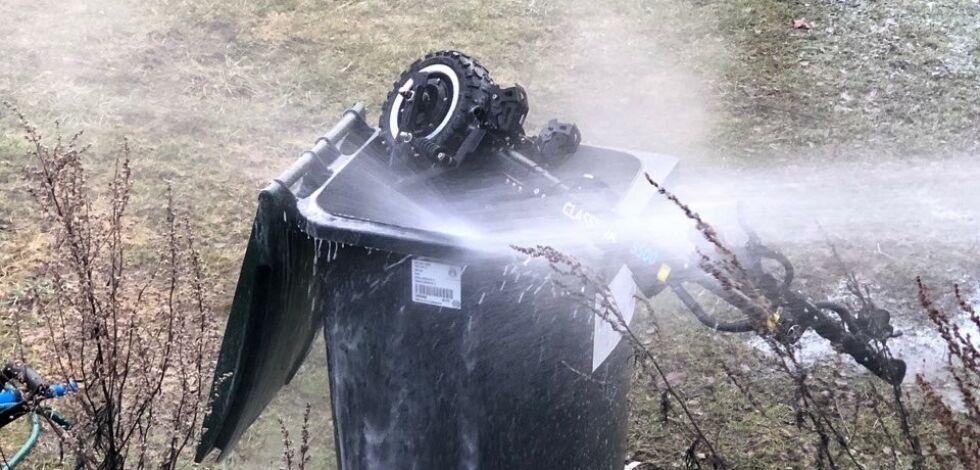 image: Slik fikk de stoppet elsparkesykkel-brannen