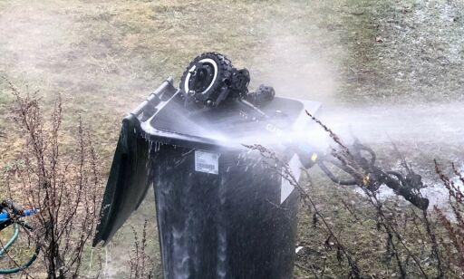 image: Slik endte elsparkesykkel-brannen ...
