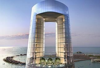 Verdens høyeste hotell