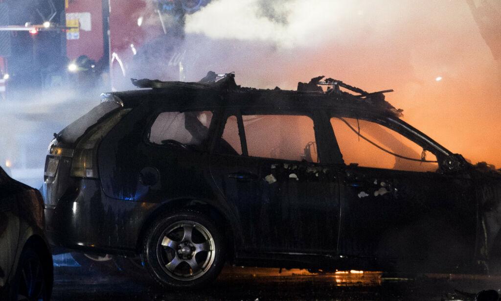 image: Disse bilene brenner oftest