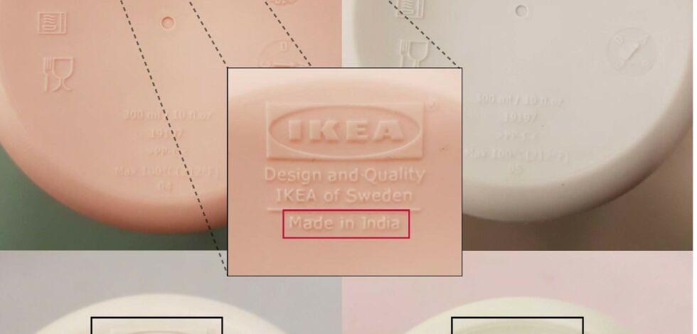 image: Ikea tilbakekaller krus med for høyt kjemikalienivå