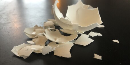 Eggeskall kan brukes til de mest utrolige ting