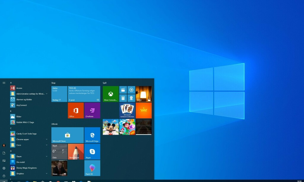image: 3 gratis Windows 7-alternativer