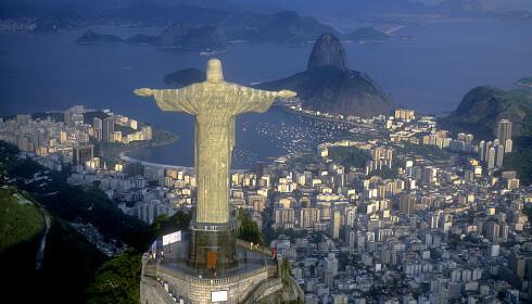 REKORDBILLIG: Det har aldri vært billigere å fly til interkontinentale reisemål som Rio de Janeiro i Brasil. Og billigere skal det bli, ifølge ekspert. Foto: Shutterstock
