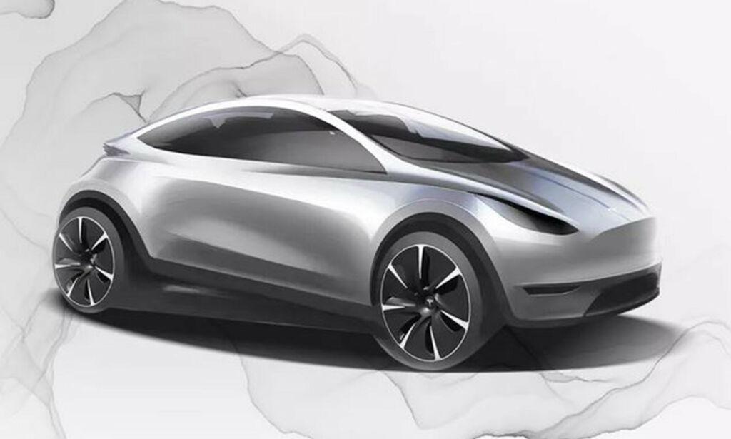 image: Kan være den neste Tesla-en