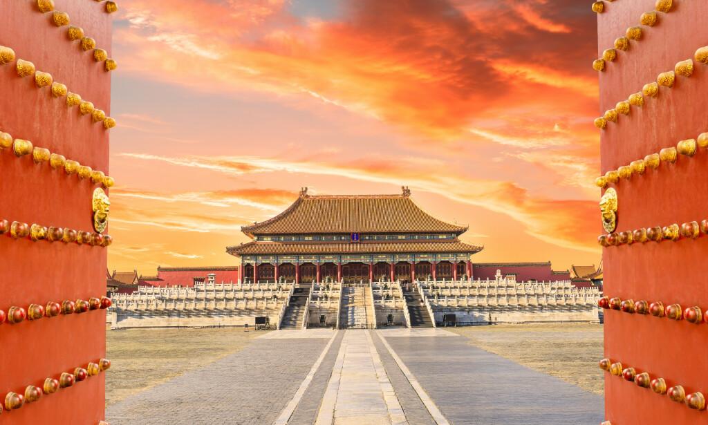 «FORBUDT» BILLIG: Å reise til Beijing fra Bergen eller Trondheim var rekordbillig i 2019, ifølge Norsk Flyprisindex. Foto: Shutterstock