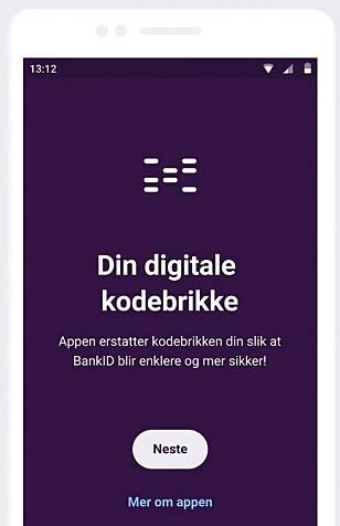<strong>ANDROID:</strong> Slik ser appen ut for de fleste som ikke har iPhone. Foto: Google Play
