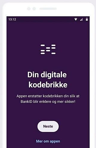 ANDROID: Slik ser appen ut for de fleste som ikke har iPhone. Foto: Google Play