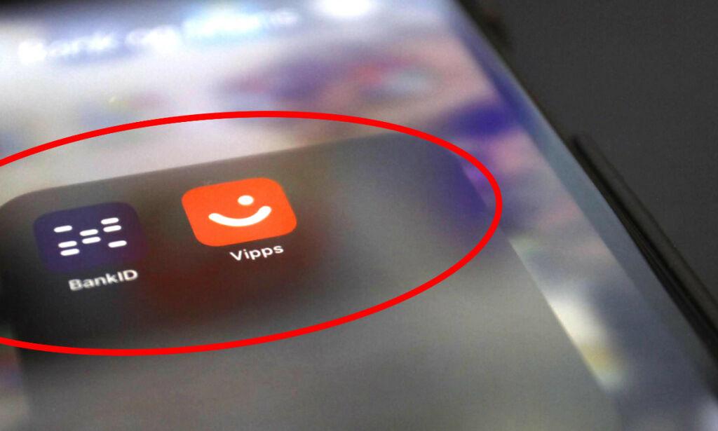 image: Ny Vipps-app