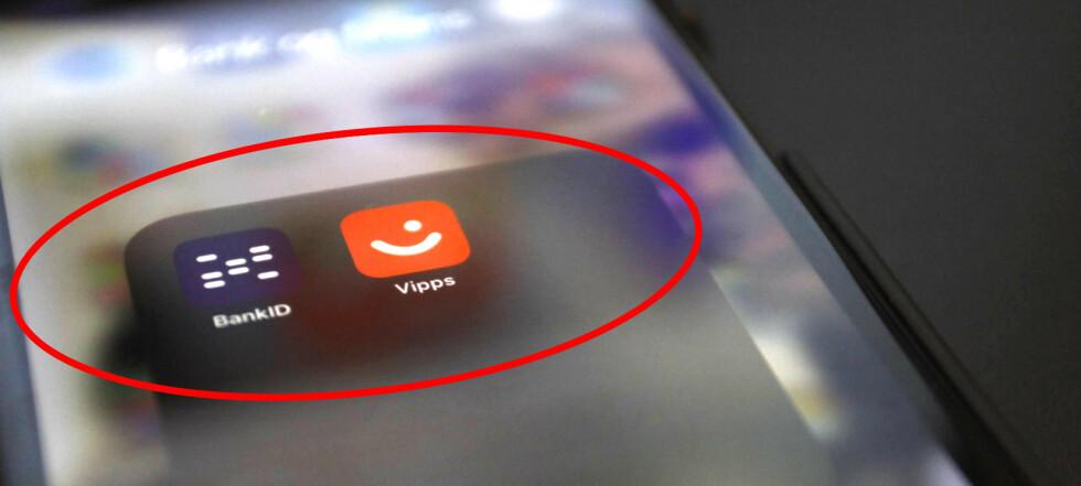 Ny Vipps-app