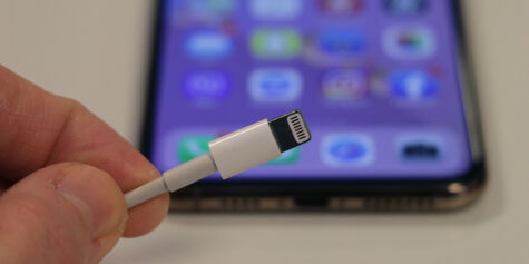 image: Apples Lightning-kabel kan forsvinne