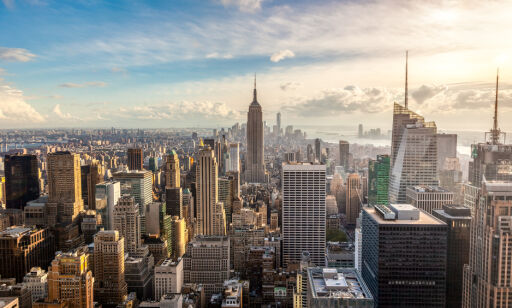 image: Tur-retur New York: 1600 kroner