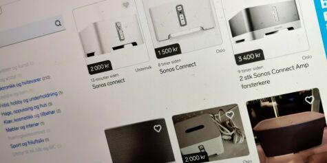 image: Eldre Sonos-produkter får ikke flere oppdateringer