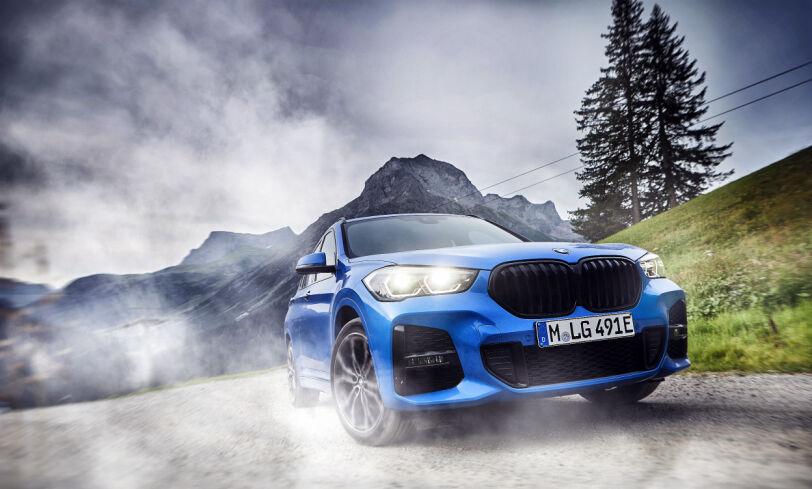 image: Blir BMWs billigste 4x4-SUV