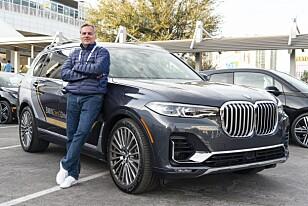 <strong>DESIGNER:</strong> Olivier Pitrat er designer for BMW og har utviklet X7 ZeroG Lounger. Foto: Jamieson Pothecary