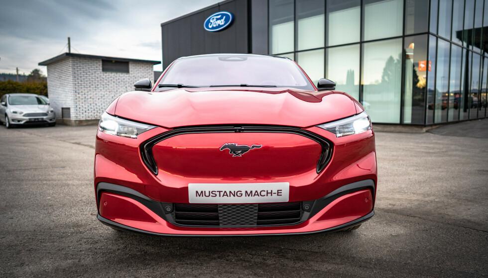 Norges viktigste for Ford