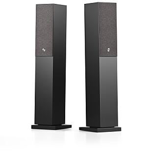 Audio Pro A36 er solide fronthøyttalere for hjemmekinoen. Foto: Audio Pro