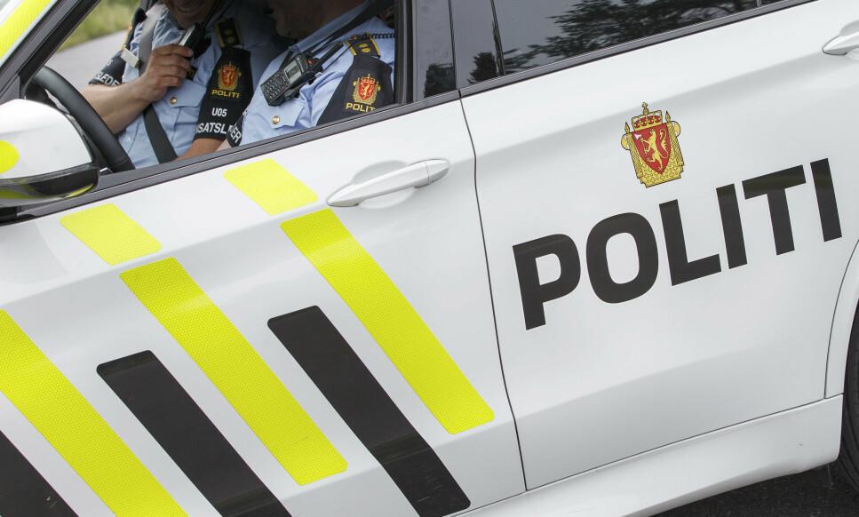 POLITIET BLE MED PÅ FINN-HANDELEN: Kvinnen hadde funnet sine stjålne varer på Finn.no, avtalte å møte selgeren - men inviterte også politiet med. Det endte med at selgeren ble anholdt og anmeldt. Foto: NTB scanpix