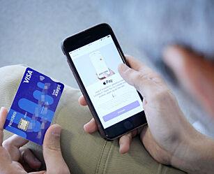 image: Tilbyr Apple Pay uten bankbytte