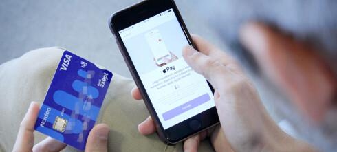 Tilbyr Apple Pay uten bankbytte