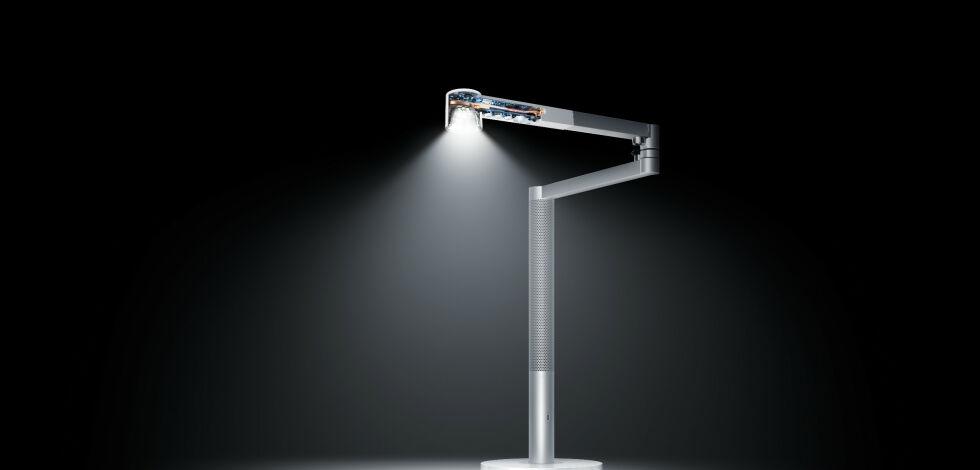 image: Denne lampa kan holde 60 år