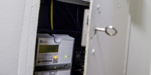 image: Brukte 37.400,- på strøm i 2019. Kunne spart skarve 1228,- på bytte av strømleverandør