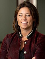Sarah Willand, Organisasjons- og kommunikasjons-direktør i TV 2 Foto: Eivind Senneset