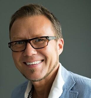 INTERIØRARKITEKT: Bernt-André Pedersen, interiørarkitekt ved Norske interiørarkitekters og møbeldesigneres landsforening (MNIL). Foto: MNIL.