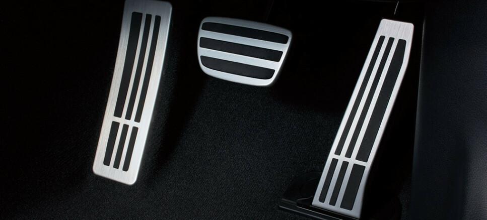<strong>TRÅR FEIL:</strong> Sjokket blir såpass stort når bilen akselererer i steden for å bremse, at mange bare gir enda mer gass. Det kan gi fatale følger. Foto: Toyota