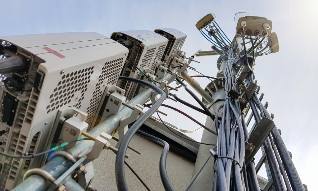 5G-TRUSSEL: PST advarer mot økt fare for angrep på grunn av 5G. Foto: Shutterstock/NTB Scanpix