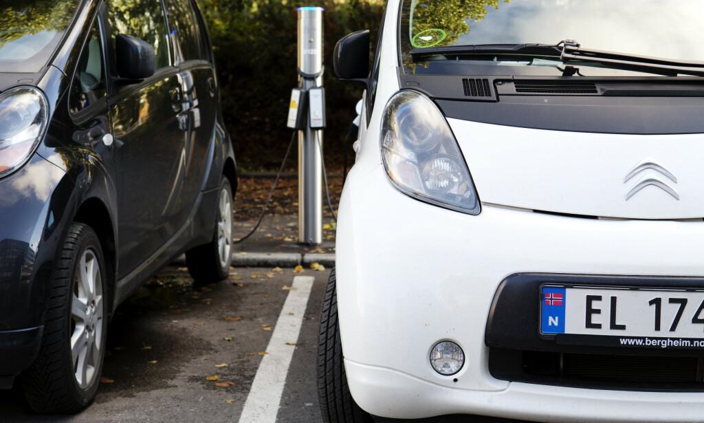 EFFEKTPRISING: Norges vassdrags- og energidirektorat foreslår å gjøre nettleia høyere på tider av døgnet det er høyt strømforbruk.Foto: Erlend Aas/NTB Scanpix
